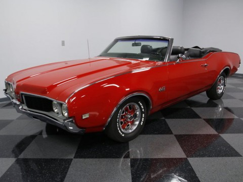 1969 Oldsmobile 442 Convertible for sale