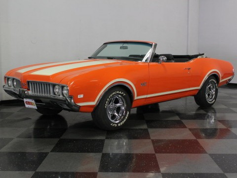 1969 Oldsmobile Cutlass Convertible for sale