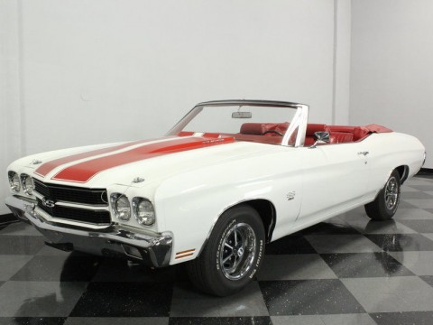 1970 Chevrolet Chevelle Convertible for sale