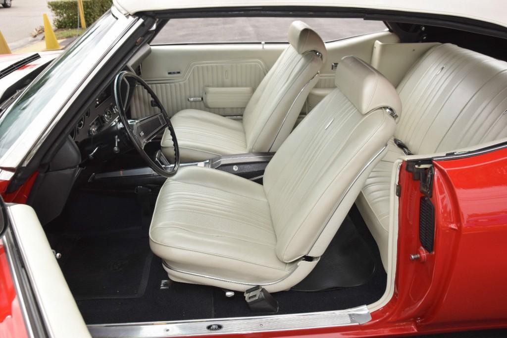 1970 Chevrolet Chevelle SS Convertible