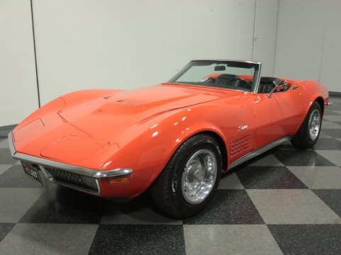 1970 Chevrolet Corvette Convertible for sale
