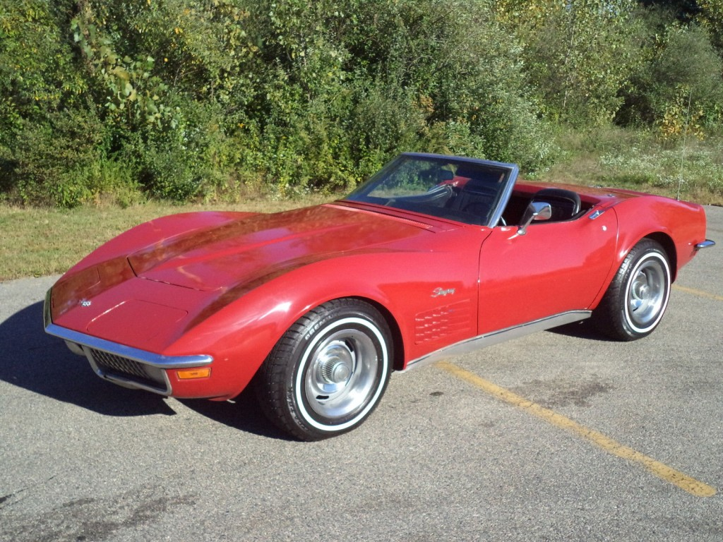 1970 Chevrolet Corvette STINGRAY Convertible