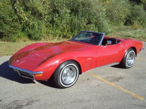 1970 Chevrolet Corvette STINGRAY Convertible for sale