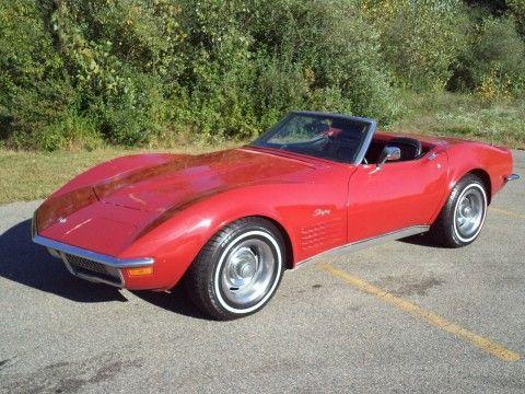 1970 Chevrolet Corvette STINGRAY Convertible for sale