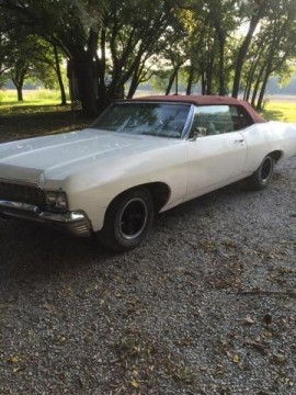 1970 Chevrolet Impala Base Convertible for sale