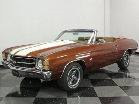 1971 Chevrolet Chevelle Convertible for sale