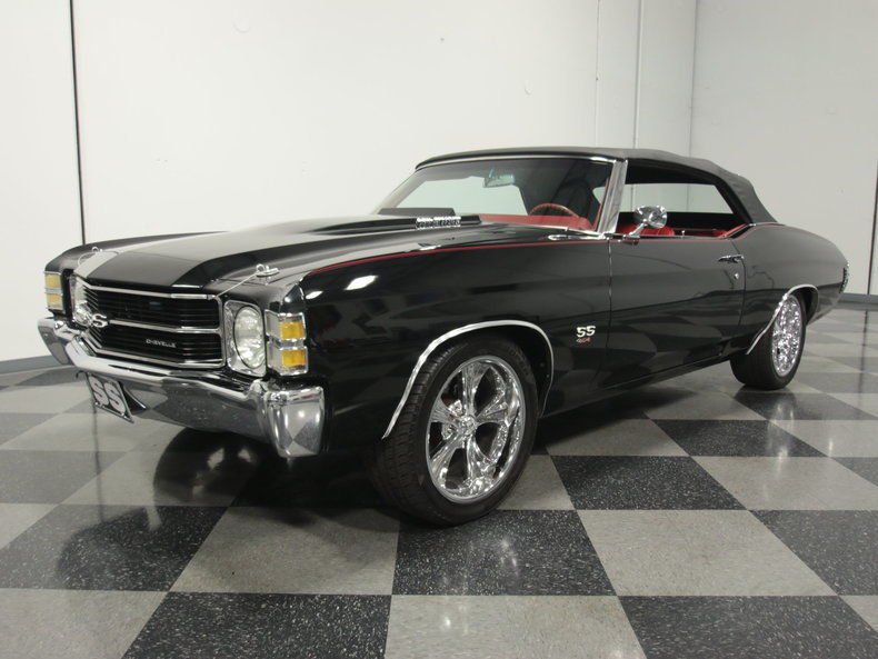 1971 chevrolet chevelle convertible for sale. Black Bedroom Furniture Sets. Home Design Ideas
