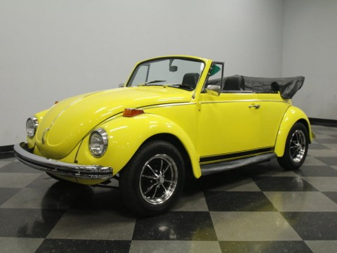1971 Volkswagen Super Beetle convertible for sale