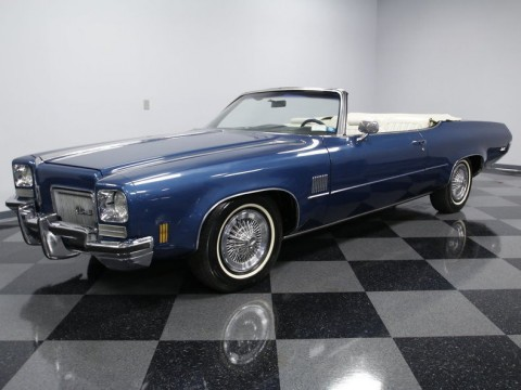 1972 Oldsmobile Delta 88 Royale Convertible for sale