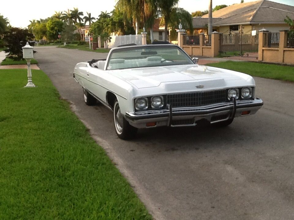 1973 chevrolet caprice classic convertible for sale. Black Bedroom Furniture Sets. Home Design Ideas