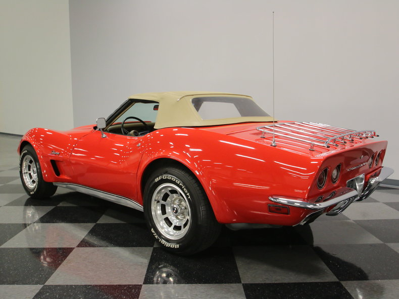 1973 chevrolet corvette convertible for sale. Black Bedroom Furniture Sets. Home Design Ideas