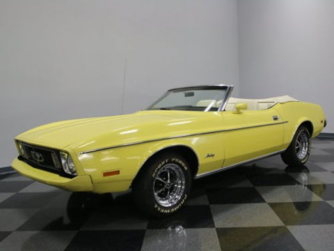 1973 Ford Mustang Convertible for sale