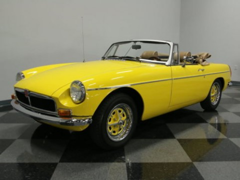 1974 MG MGB roadster convertible for sale