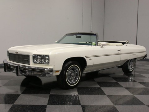 1975 Chevrolet Caprice Convertible for sale