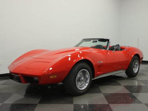 1975 Chevrolet Corvette Convertible for sale