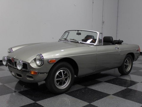 1977 MG MGB roadster convertible for sale