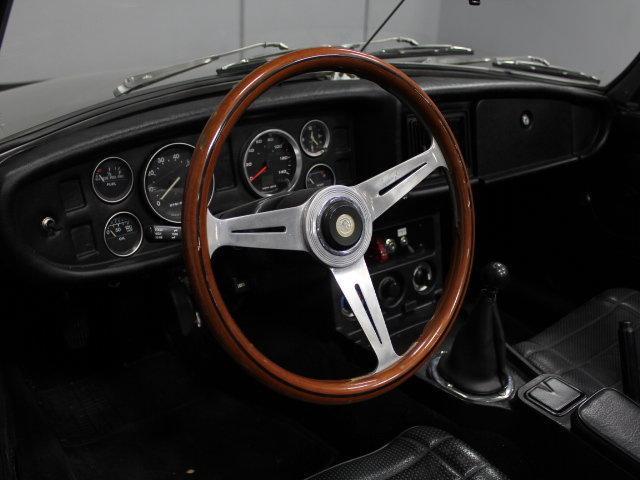 1977 MG MGB roadster convertible