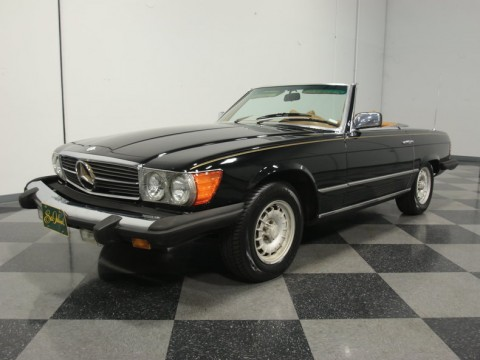 1979 Mercedes Benz 450SL Convertible for sale