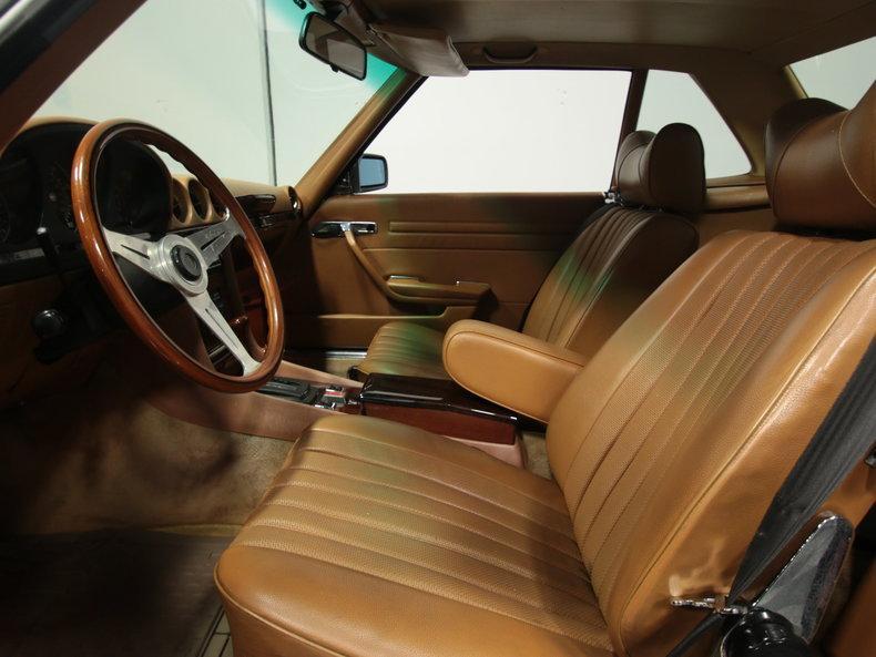 1979 Mercedes Benz 450SL Convertible