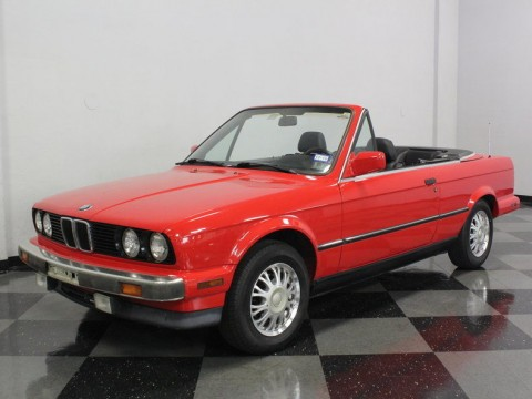 1990 BMW 3 Series 325i Convertible for sale