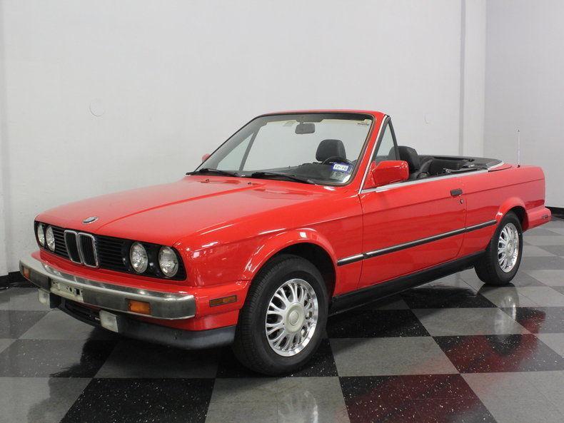 1990 BMW 3 Series 325i Convertible