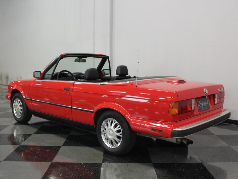 1990 BMW 3 Series 325i Convertible