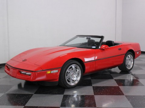 1990 Chevrolet Corvette Base Convertible 2 Door for sale