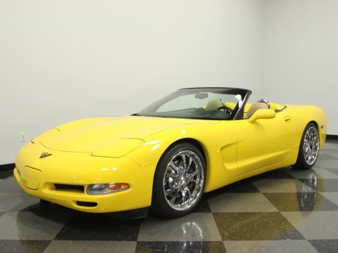 2000 Chevrolet Corvette Base Convertible 2 Door for sale
