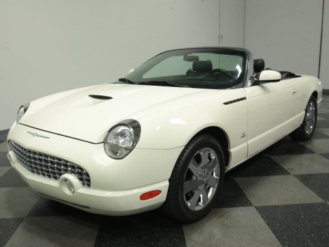 2003 Ford Thunderbird Base Convertible 2 Door for sale