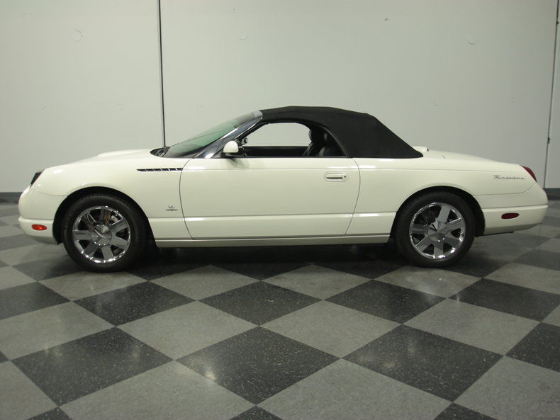 2003 Ford Thunderbird Base Convertible 2 Door