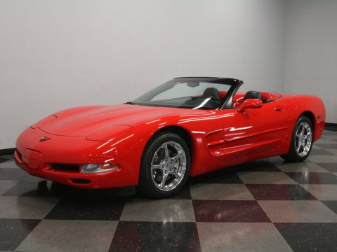 2004 Chevrolet Corvette Base Convertible 2 Door for sale