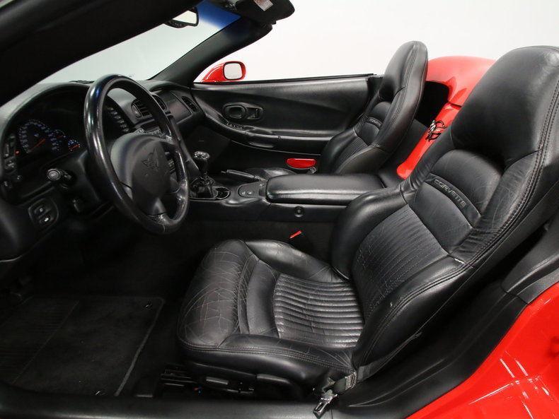2004 Chevrolet Corvette Base Convertible 2 Door