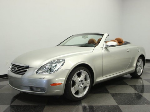 2004 Lexus Sc430 Base Convertible 2 Door for sale