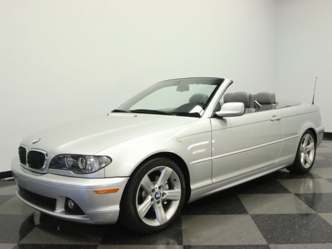 2006 BMW 325 CI Base Convertible 2 Door for sale