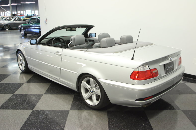 2006 bmw 325 ci base convertible 2 door for sale. Black Bedroom Furniture Sets. Home Design Ideas