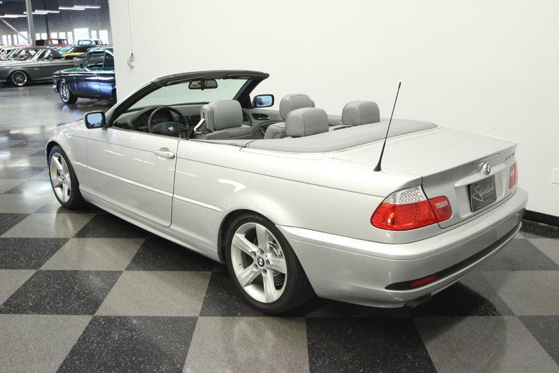 2006 BMW 325 CI Base Convertible 2 Door