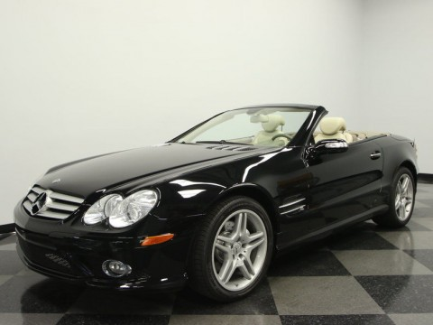 2007 Mercedes Benz SL 550 AMG Base Convertible 2 Door for sale