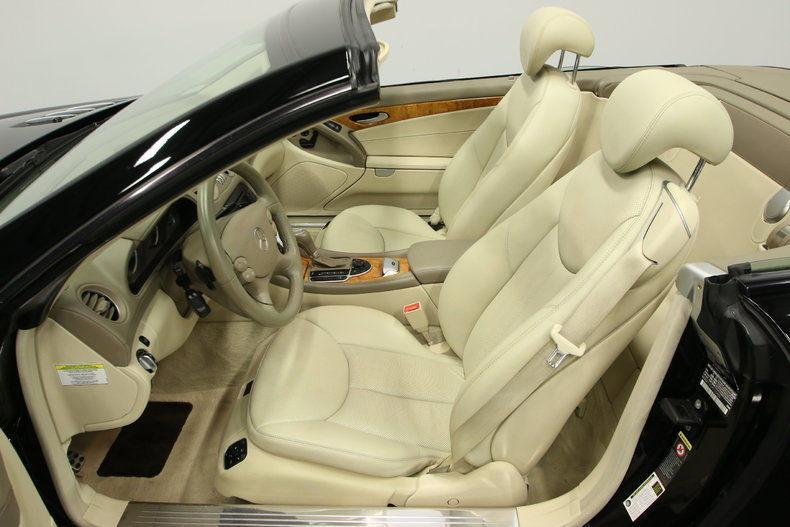 2007 Mercedes Benz SL 550 AMG Base Convertible 2 Door