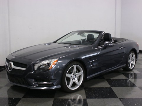 2013 Mercedes Benz SL Class Base Convertible 2 Door for sale