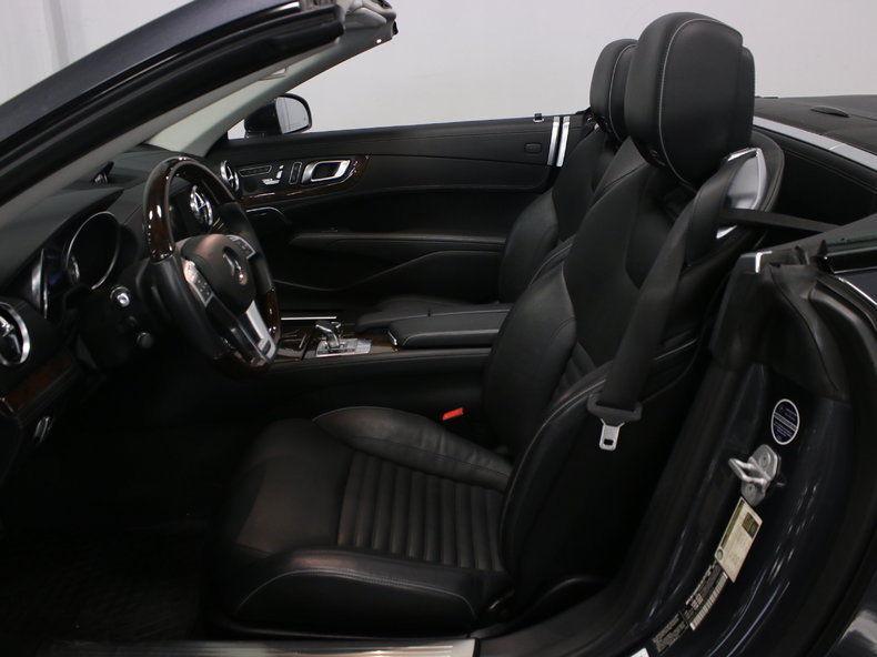 2013 Mercedes Benz SL Class Base Convertible 2 Door