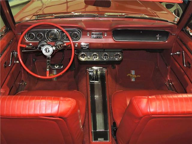 1965 Ford Mustang GT Convertible