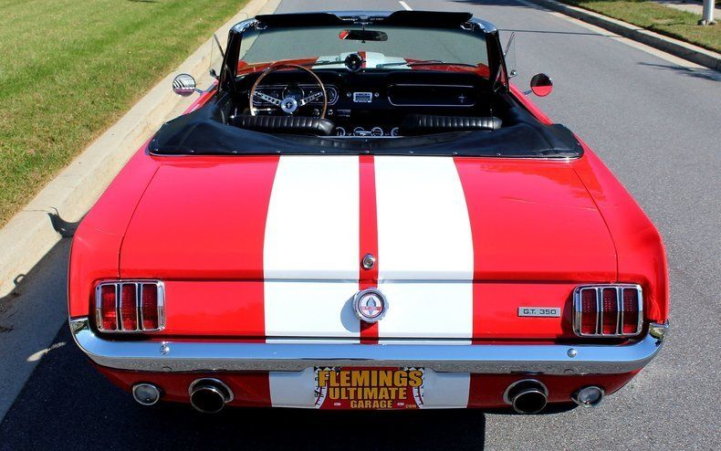 1965 Ford Mustang Shelby Convertible