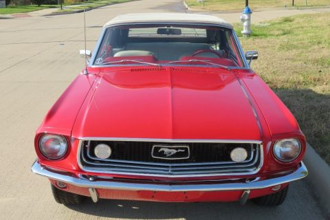 1968 Ford Mustang Convertible for sale