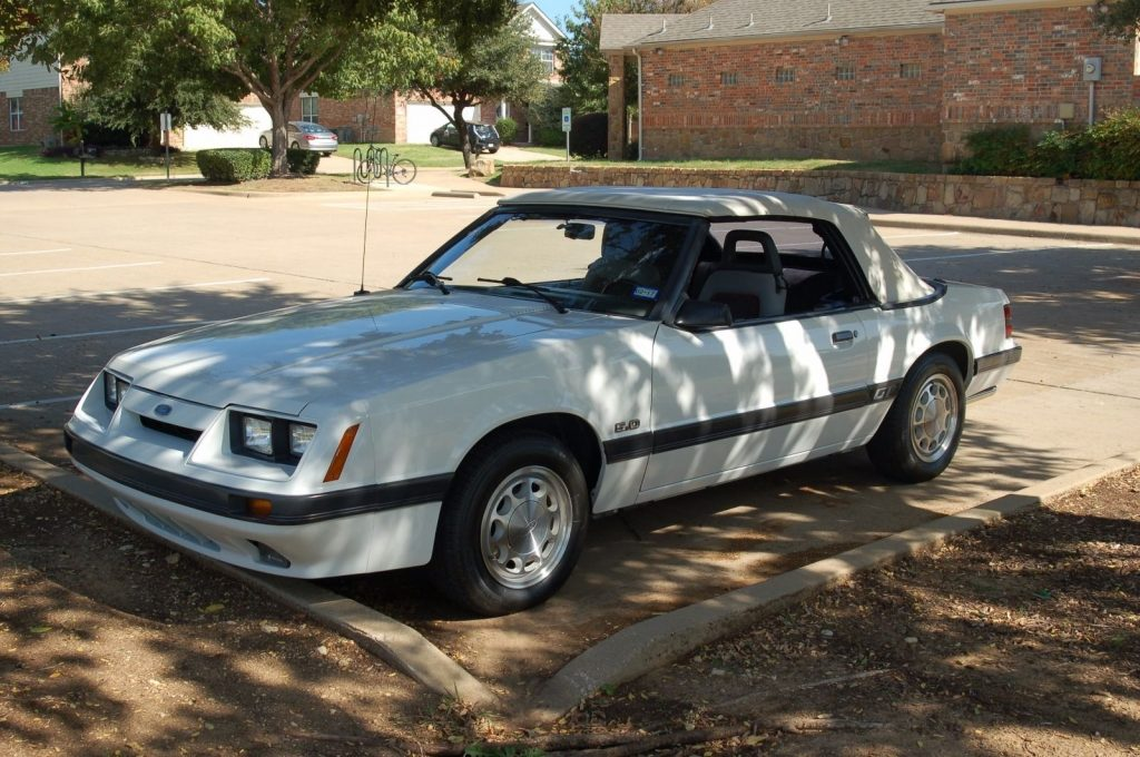 1985 ford mustang gt convertible for sale. Black Bedroom Furniture Sets. Home Design Ideas