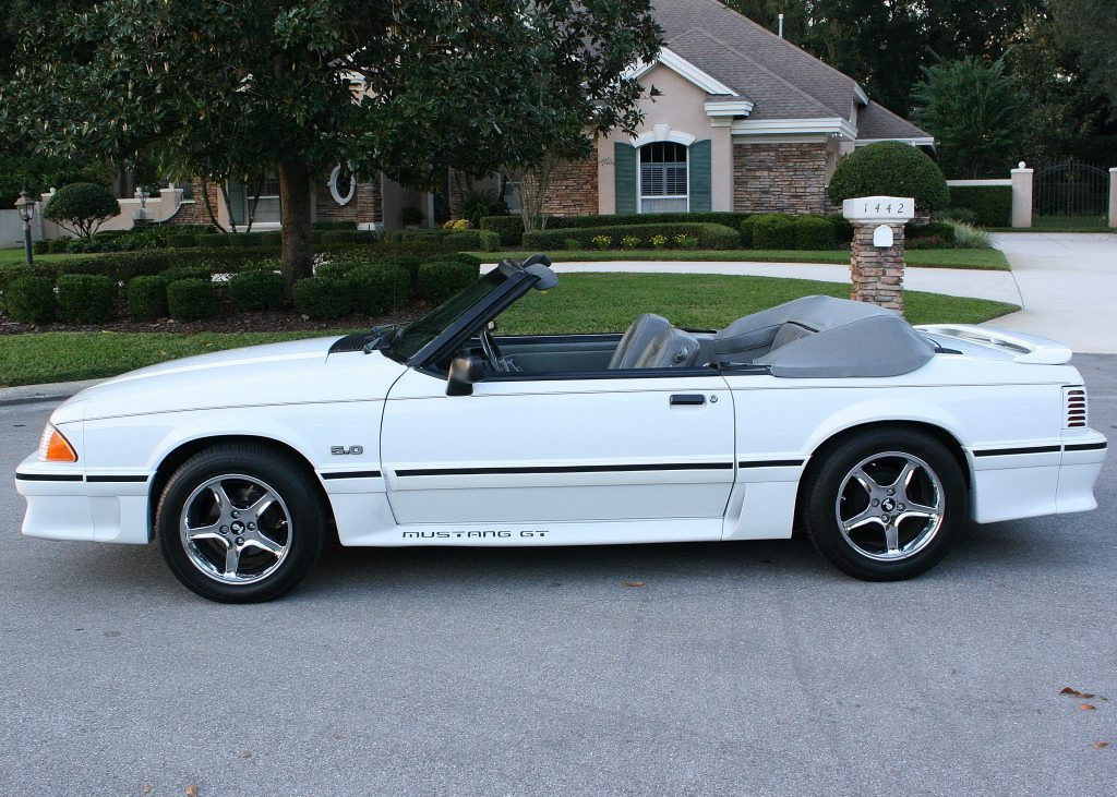1988 ford mustang gt convertible for sale. Black Bedroom Furniture Sets. Home Design Ideas