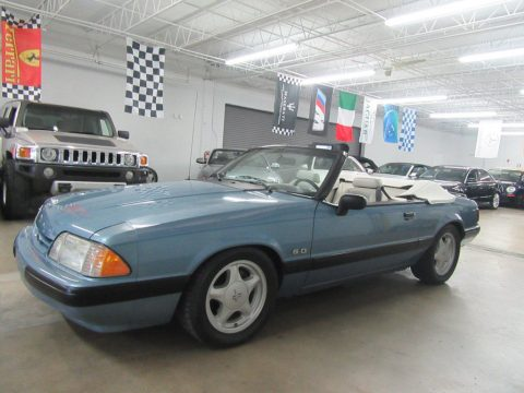 1990 Ford Mustang Convertible LX Sport for sale