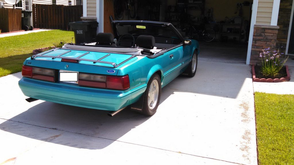 1992 Ford Mustang LX 5.0 Convertible