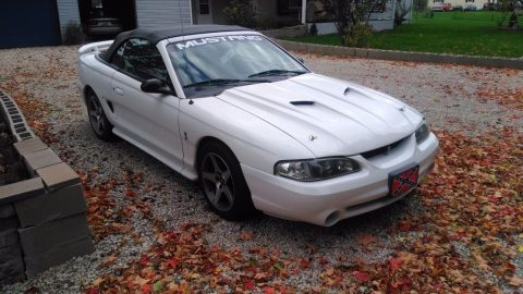 1994 Ford Mustang GT Convertible for sale