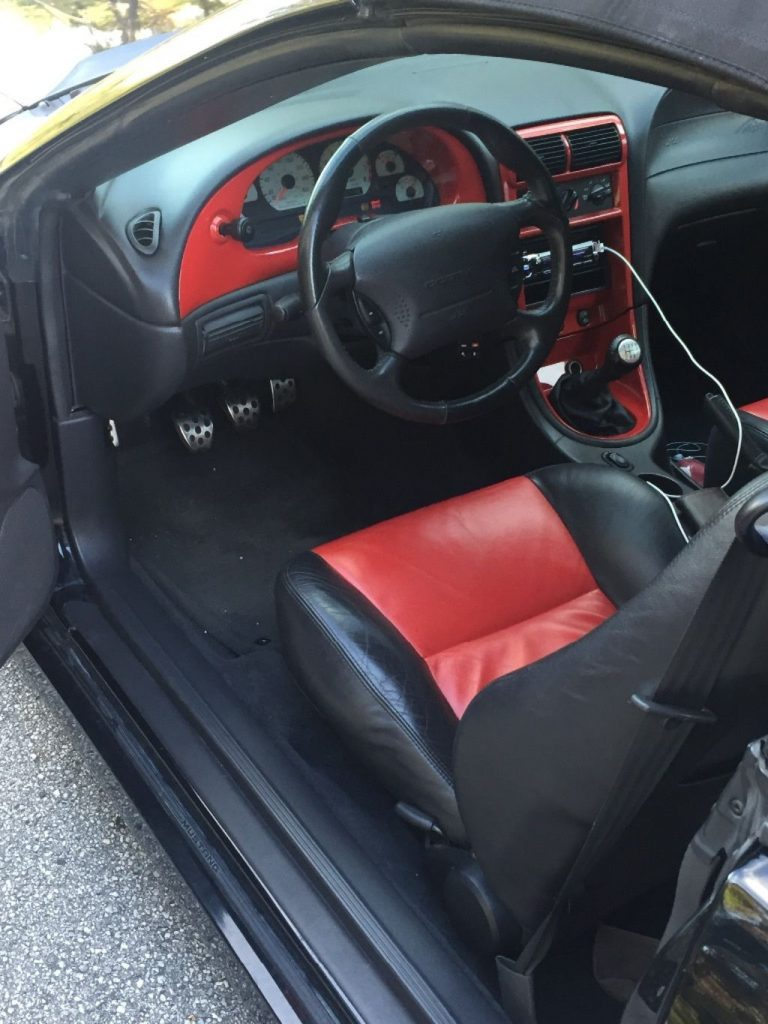 2003 Ford Mustang Cobra Convertible 10th anniversary