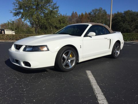 2003 Ford Mustang COBRA Convertible for sale